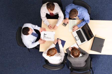 audit: F�hrung - mentoring Lizenzfreie Bilder