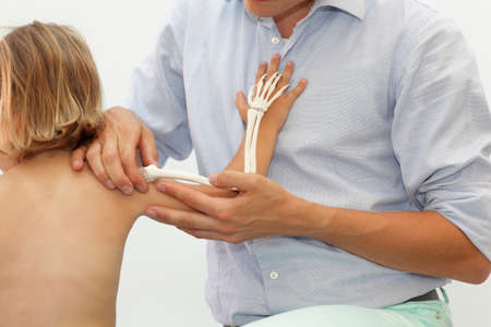 Präsentation Der Childs Oberen Extremität Skelettsystem - Anatomie ...