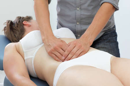 somatic: manual therapy of internal organs in intestinal dysfunction