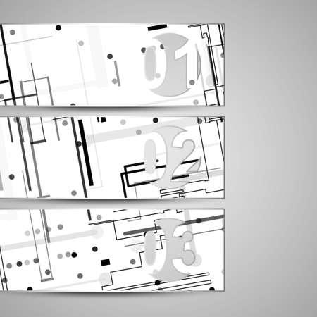 printed media: Vector web element for your design Illustration