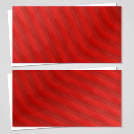 business-card  set for your design Vector