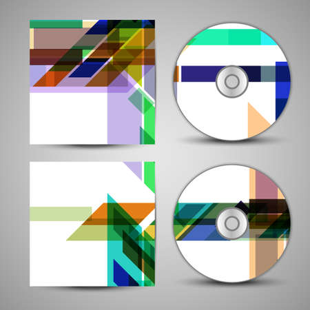 cd r: cd cover  set for your design