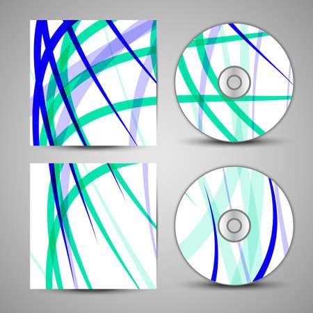 macho: cd cover  set for your design