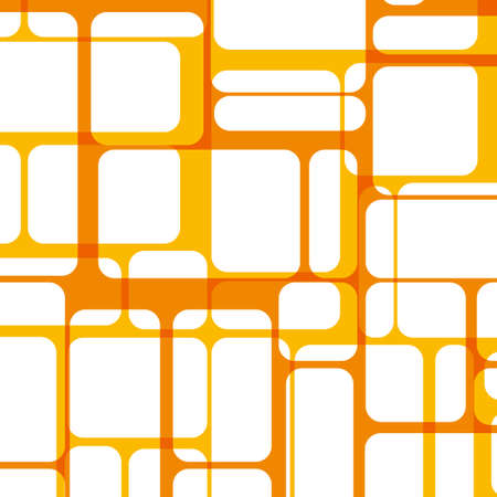 Abstract color background, geometric shapes. Stock Illustratie
