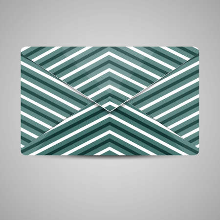 envelope for your design, abstract Illustration. Vector