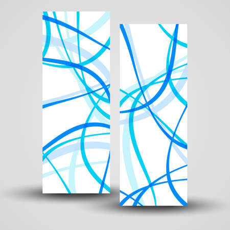 Vector banner set for your design Vector