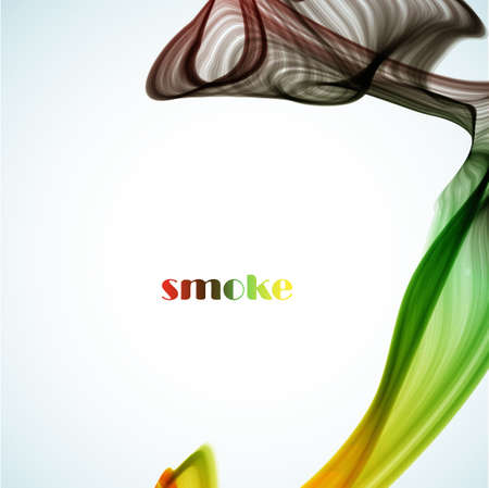 colored smoke: Abstract colored smoke background