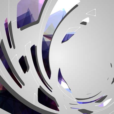din�mica: Fundo futurista abstrato, ilustra��o din�mica.