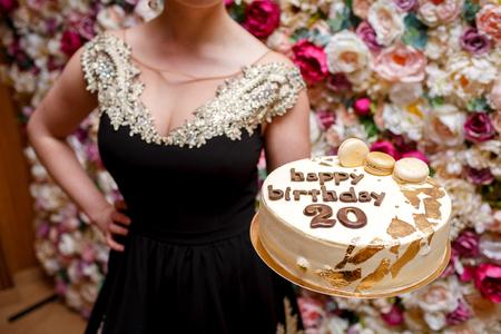 The original cake for twenty years