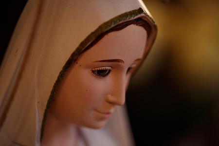 Decoratie Moeder van God in de tempel