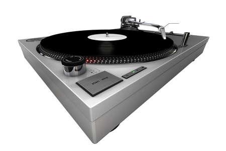 Technics 1210, turntable, dj equipment, record player