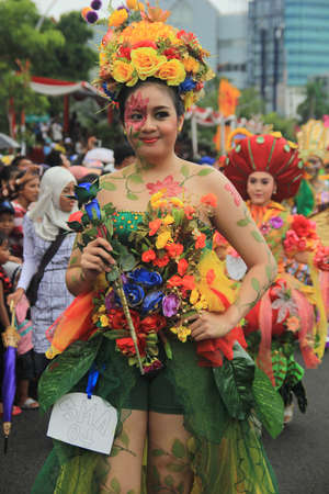 parade: parade bunga