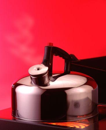 alarming: Hervidor de agua m�s de la cocina el�ctrica