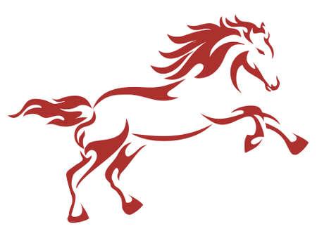 HORSE FIRE