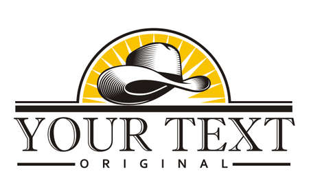 Design Vintage-Cowboy-Hut