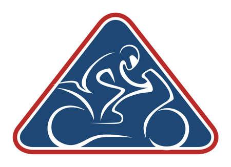 motorsport saftey signs design