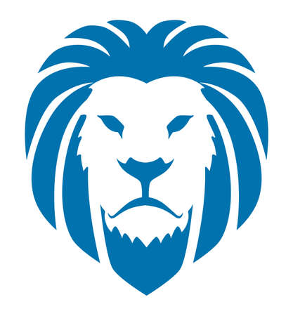 lion head simple