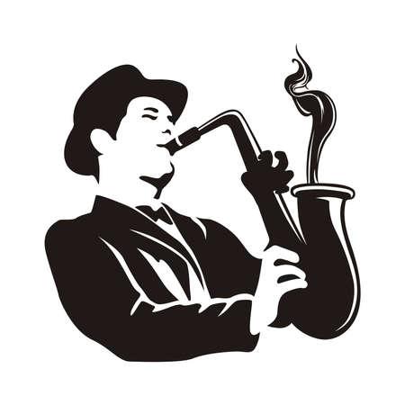 sassofono uomo