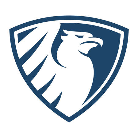 Griffin blue shield