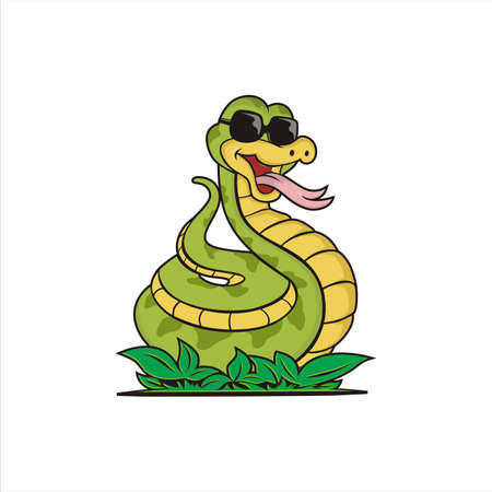 Snake Cartoon sunglasess