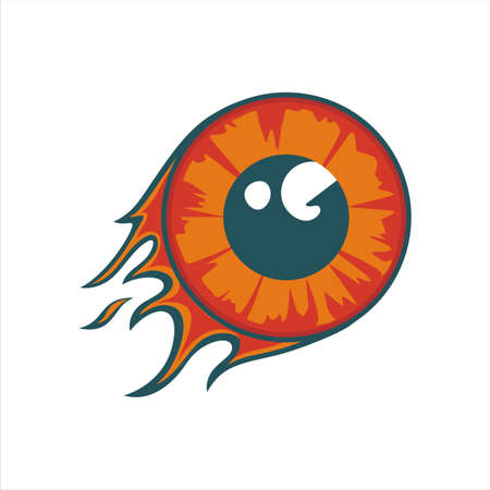 eye fly fire