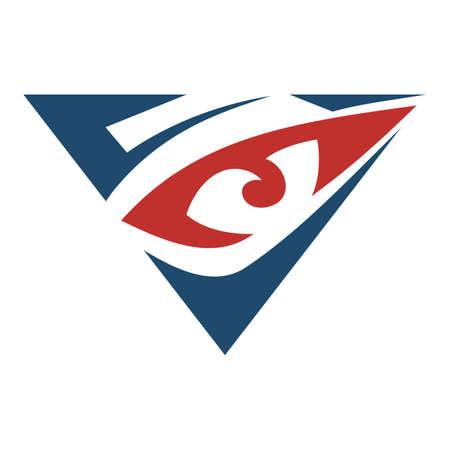 Vision eye triangle