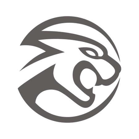 Head Panther Circle