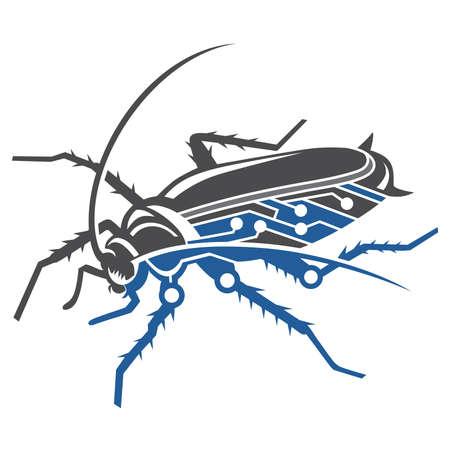 Cockroaches robot