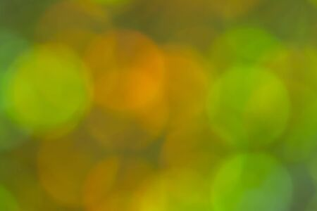 abstract rainbow bokeh background