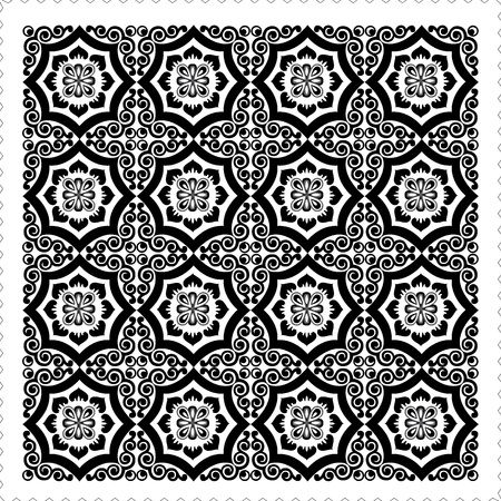 islamic pattern Vettoriali