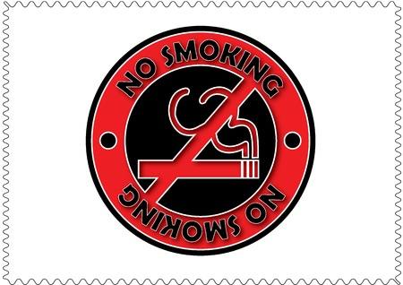 No smoking sign Stock Vector - 20088058
