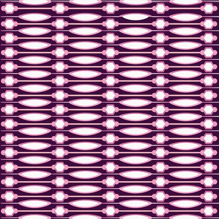 seamless pattern. modern stylish texture. vector illustration Illustration