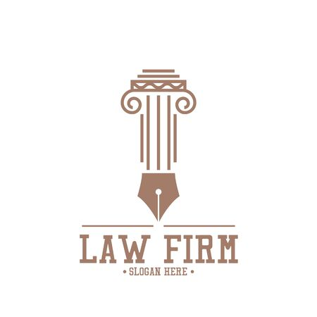 1,049 Law Firm Logo Stock Illustrations, Cliparts And Royalty Free