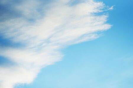 sky clouds background beautiful nature blue in the afternoon 스톡 콘텐츠