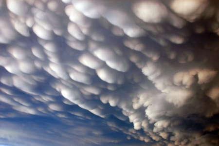 Sturm Wolken  Standard-Bild - 278099