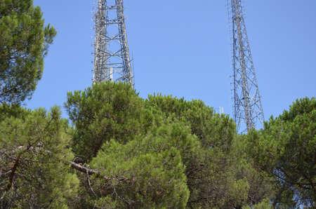 transmitter: radio transmitter