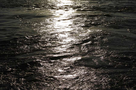 water black: Water black white surface