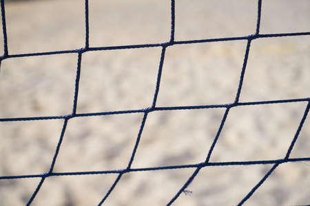 Voleyball net background
