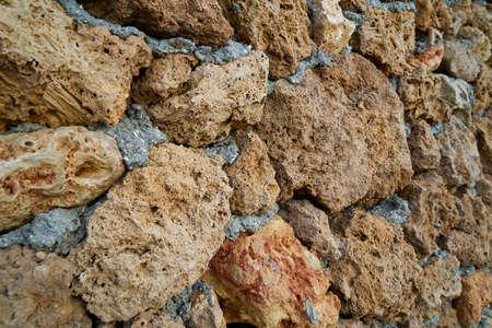 Stone wall background Stok Fotoğraf - 126835513