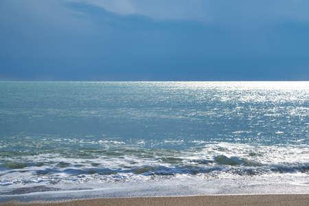 Beautiful seascape background Stok Fotoğraf - 126836033