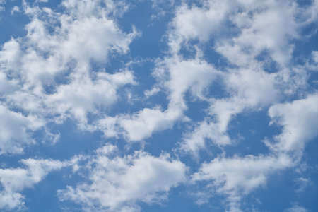 Cloudy sky background and texture