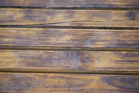 old brown wooden wall background Reklamní fotografie