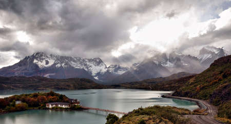 paine: Torres Del Paine Mountains and National Park