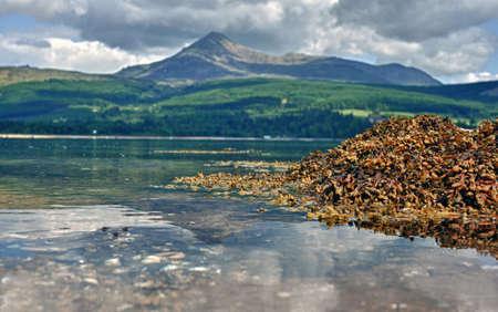 The Isle of Arran in Scotland photo