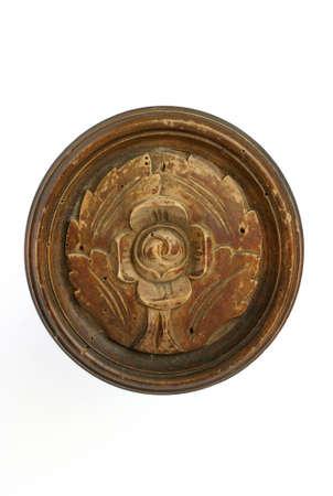 antiquary: anticuario detalles decorativos de mobiliario 1  Foto de archivo