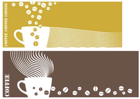 coffee logo Stock Vector - 4408662