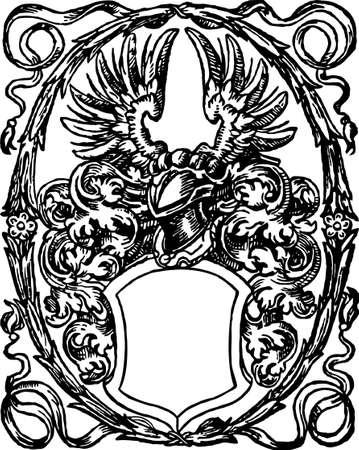 monarchy: helmet and shield 4
