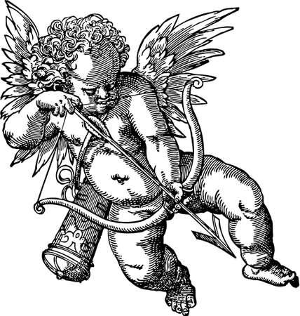 amor: Cupid  Illustration
