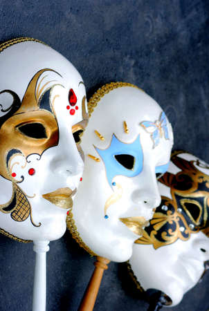mask carnival Stock Photo