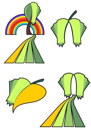greenpeace: nature icons